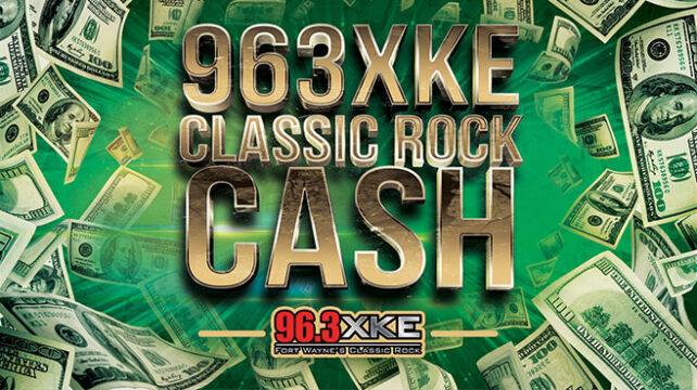 963XKE's Classic Rock Cash!