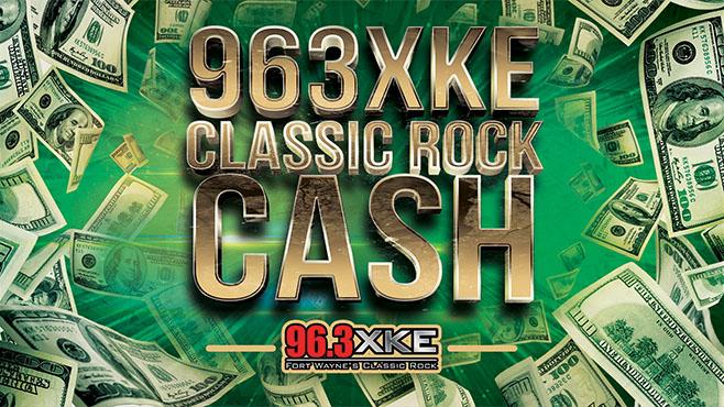 963XKE Classic Rock Cash