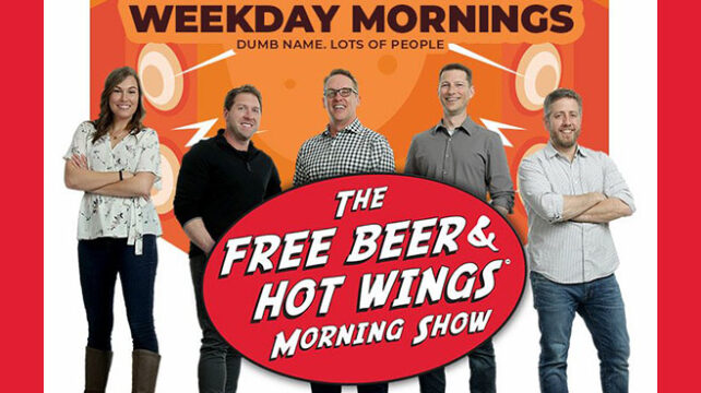 The Free Beer and Hot Wings Morning Show