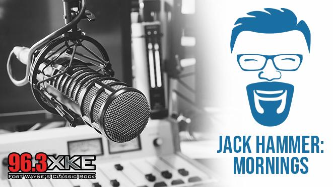 Jack Hammer: Mornings