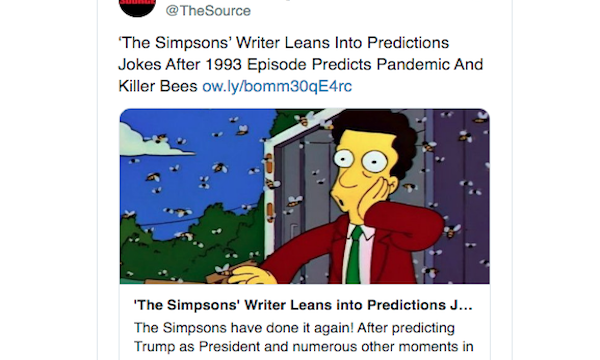 10 Predictions From The Simpsons That Haven T Come True Yet 963xke Fort Wayne S Classic Rock Fort Wayne In